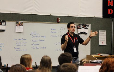 Band Director Wins Statewide Teaching Award