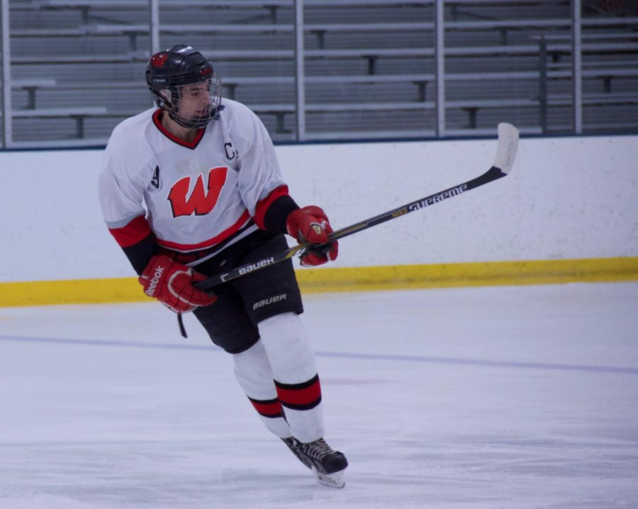 Westside Hockey Team Places Second at State Tournament