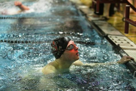 Westside Swim Team Wraps Up Season at State Meet