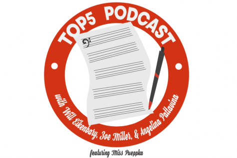 Podcast: Top 5 Things We're Grateful For