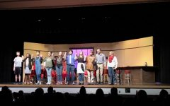 Check Please: Westside Students Direct A One-Act Play