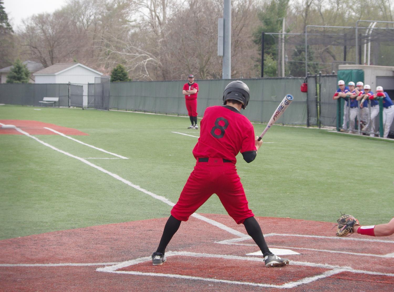 Junior Harrison Kreiling is the starting catcher on the 2019 team.
