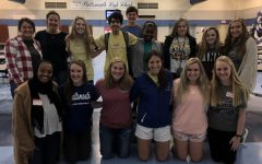 Student Council Participates in First Exchange