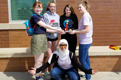 German Students Attend Statewide Convention