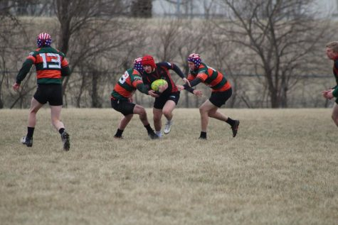 Westside Rugby Defeats Nationally Ranked St. Thomas Aquinas
