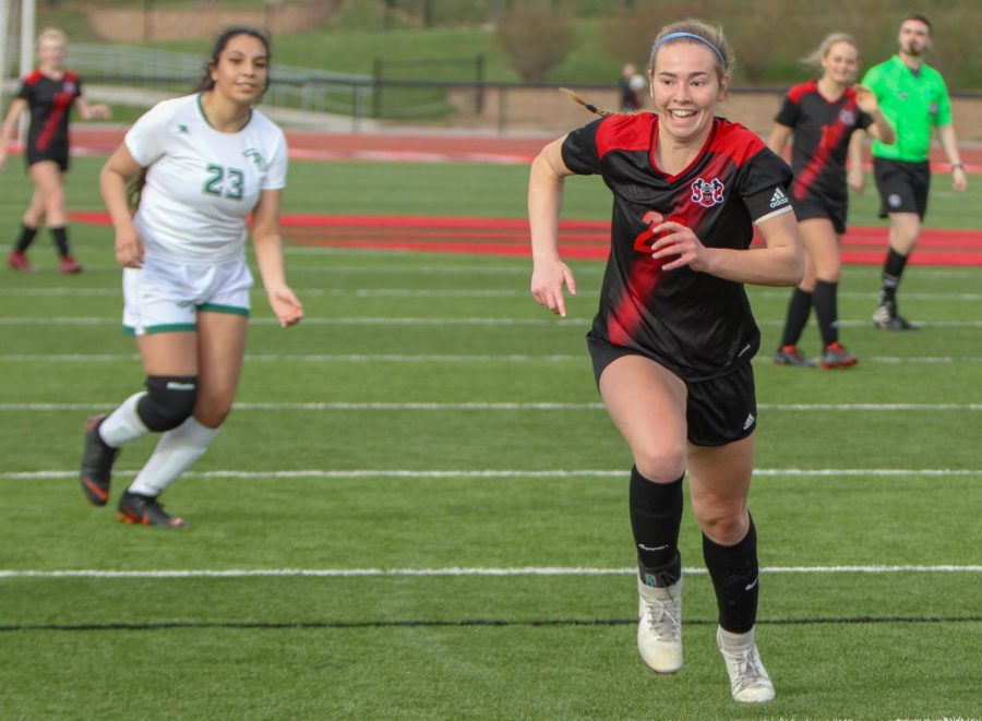 Photo Gallery: Westside vs. Benson 4/9 Girls Soccer