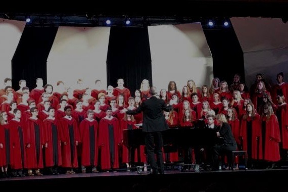 Westside Sends Vocal Students to District Music Contest