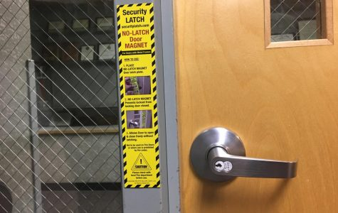 Westside Implements New Door Magnets