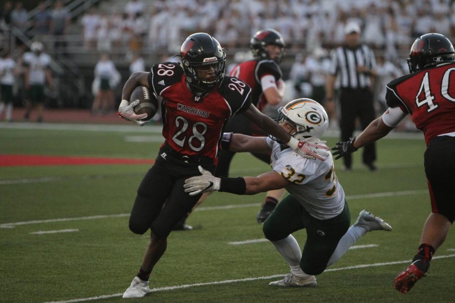 Westside sophomore Avante Dickerson has earned five division one offers.