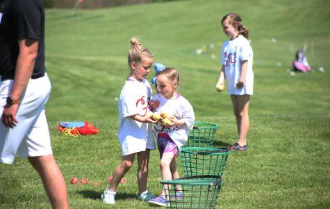 Photo Gallery: Warrior Girls Golf Camp May 4, 2019