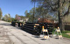 MUDdying the Waters: Water Main Break Impacts Streets Around Westside