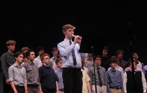 Photo Gallery: Choir Senior Night