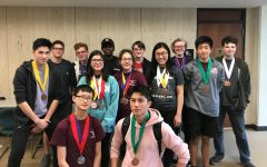 Science Olympiad Team Makes History at State Tournament