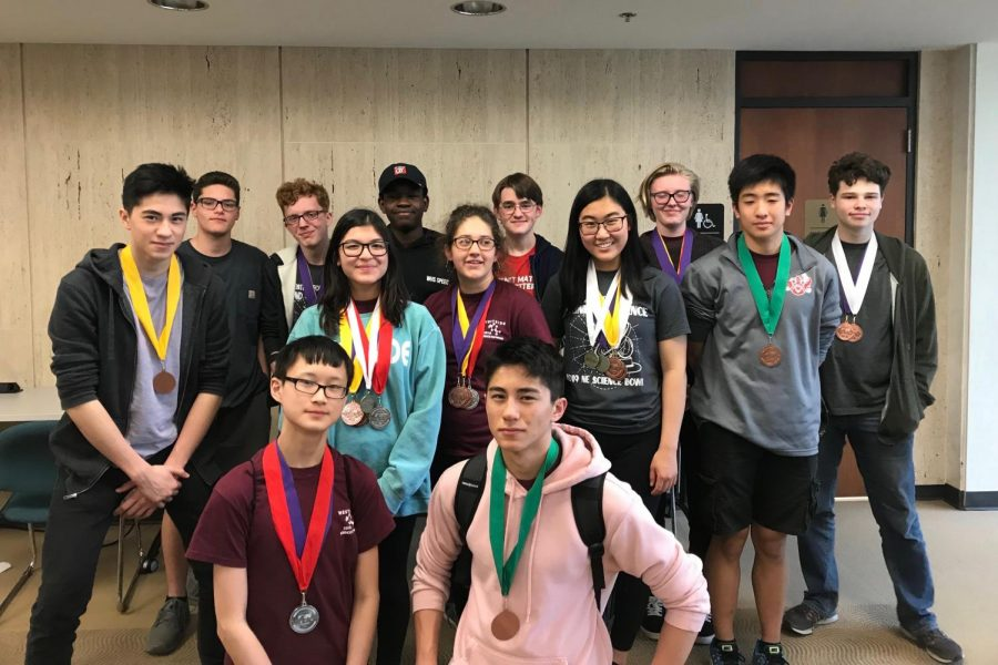 Science+Olympiad+Team+Makes+History+at+State+Tournament