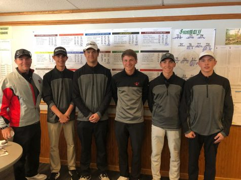 Freshman Wins Title, Golf Team Shines at Metro Championship