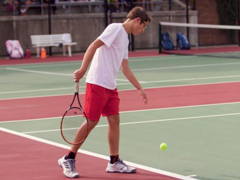 Season Recap: Disappointed Tennis Team Looks Forward to Future