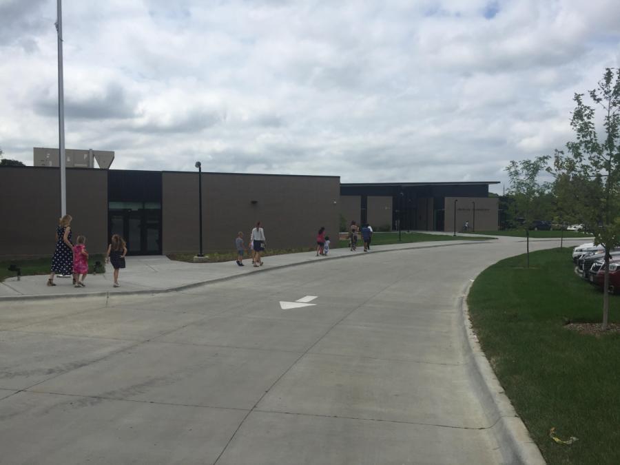 Westside Community Schools Reopens Swanson Elementary