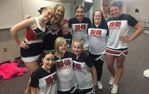 Westside Sparkles Cheer Coach Reflects On The Program