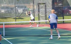 Tennis Team Hopes to Cut Down On Errors as Season Advances