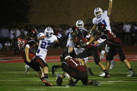 Westside Football Trio Earning Attention from Next Level