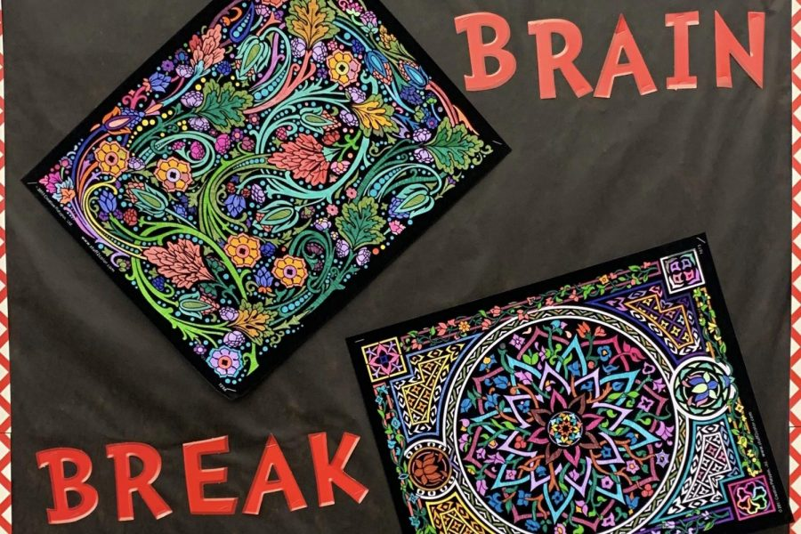 Featured above is the brain break area in the Guidance IMC.