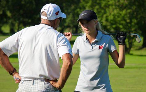 Warriors Sweep in Girls Golf