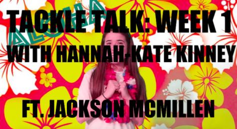 Tackle Talk: Week 1 (Westside vs. Bellevue East)