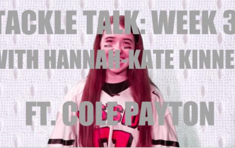 Tackle Talk: Week 3 (Westside vs. Lincoln Southeast)