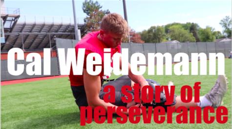 VIDEO: Cal Weidemann's Story Of Perseverance