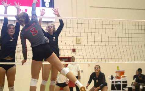 Disappointed Westside Volleyball Team Competes in Busy Week
