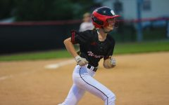 Freshman Addie Leinen was apart of the 2019 Westside softball team.