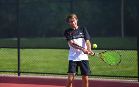 Westside Boys Tennis Hosts Invite