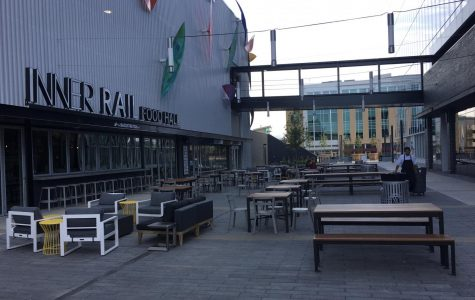 Restaurant Review: Omaha's Recently Debuted Food Hall, Inner Rail