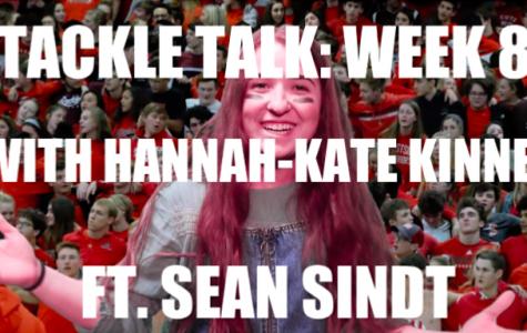 Tackle Talk: Week 8 (Westside vs. Columbus)