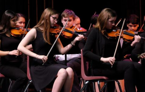 Westside Orchestra Prepares For First Concert Of The School Year