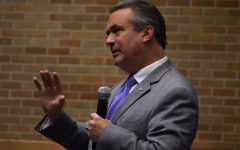 Congressman Don Bacon Visits Westside Government Classes