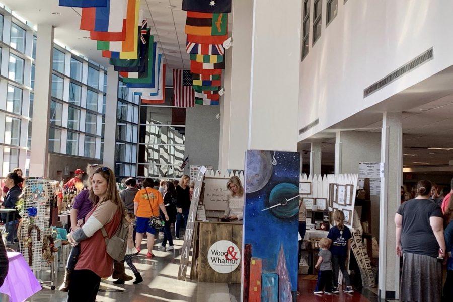 Westside girls basketball program hosts annual craft fair on Sunday Nov. 10.