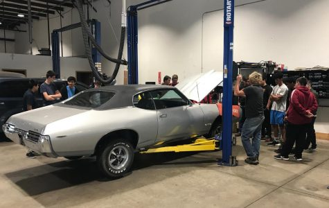 Consumer Auto Class Offers Unique Opportunities For Students