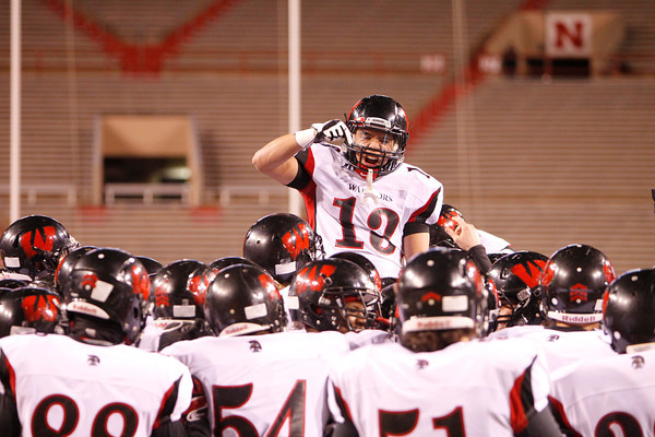 Westside last played in the state championship in 2013.