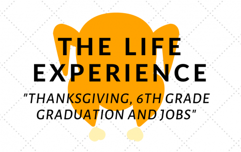 Podcast: Thanksgiving, 6th Grade Graduation and Jobs