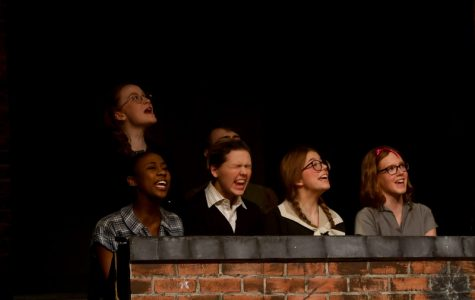 Westside's Theater Program Performs at NSAA One-Act Competition