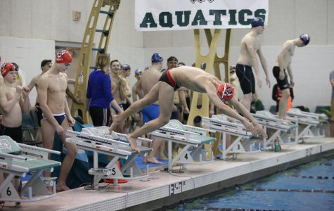 Boys Swimming Breaks Multiple Records in First Major Meet