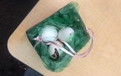Child Development Class Egg-speriences Annual Activity