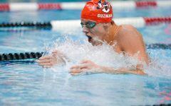Westside Swimmers Split Dual with Marian, Creighton Prep