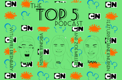 Podcast: Top 5 Cartoons You Watched as a Kid