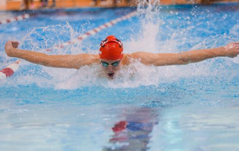 Westside Swimmers Prepare for State Meet on Friday