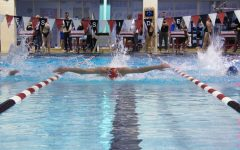 Westside Boys, Girls Swimmers Split with Elkhorn