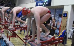 Westside Swimmers Prepare for Metro Meet