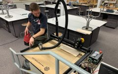 Engineering And Technology Department Purchases X-Carve 3D Carving Machine