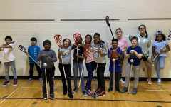 Westside Girls Club Lacrosse Hosts Free Clinic For Hawkins Family Boys And Girls Club Students